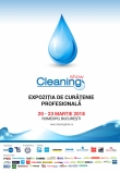 Cleaning Show 2018 – cea mai importanta platforma de business din industria de curatenie