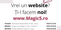 Guerilla Magic Five Srl, Atelier de Web Design, Servicii Digitale